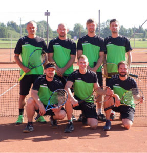 Tennis in Sünching Herren Mannschaft